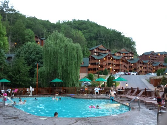 Westgate Smoky Mountain Resort & Spa: The pool