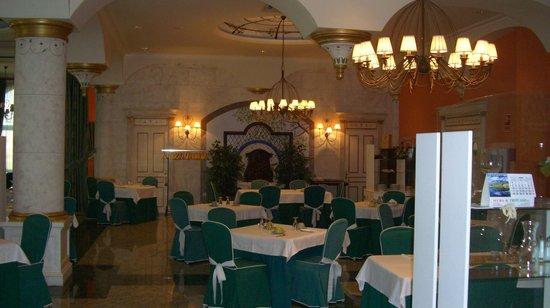 Hotel Topacio: LE RESTAURANT