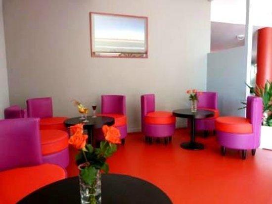 Residence Club La Fayette : Salon détente