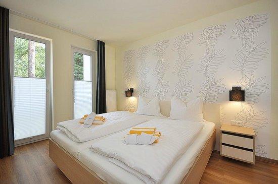 Apartmenthaus Kleiner Falke: Schlafzimmer