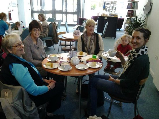 Cake Making Classes Orpington : Sanctuary Cafe - Picture of Sanctuary Cafe, Orpington ...