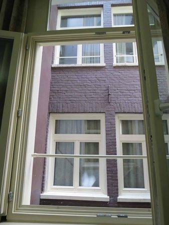 Hotel Beursstraat: Panorama della camera ;)