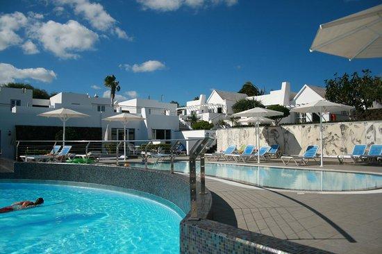 Nautilus Lanzarote: poolside again ...