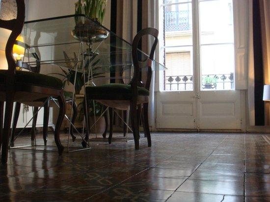 Casa Marcelo Barcelona: Dining Room