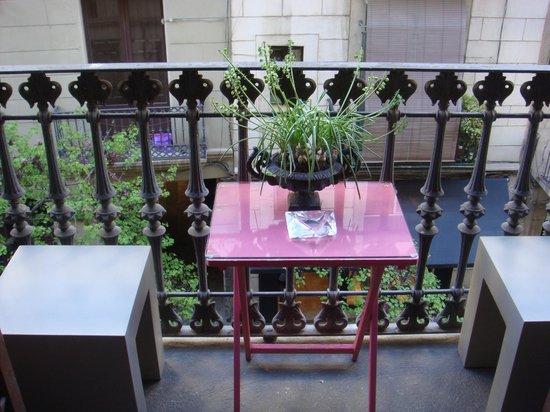 Casa Marcelo Barcelona: Balcony