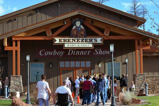 Ebenezer's Barn & Grill