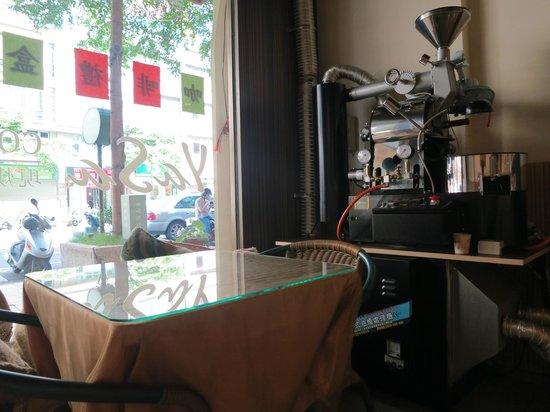 Ya Sa Coffee Roaster