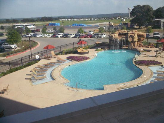 WinStar World Casino Hotel: View from room #205