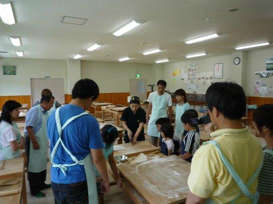 Road Station - Kirira Sakashita: そば打ち体験