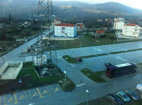 Hotel Katarina : Panoramica Exterior :))