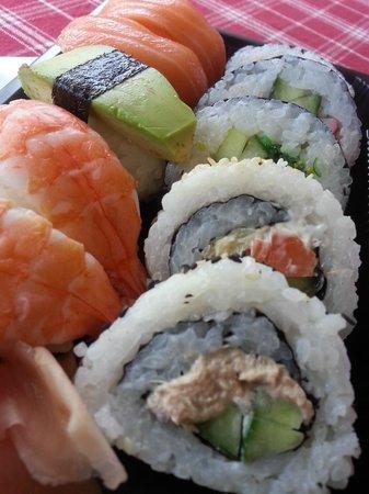 Sushi Yaki: Mums!