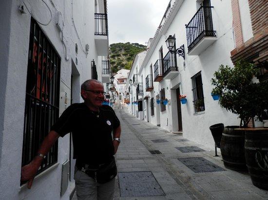 Hotel Pueblo Camino Real : Mijas vers la Bodega