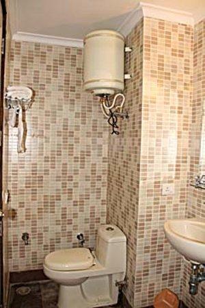Woodpecker Bed & Breakfast : Bath-Room