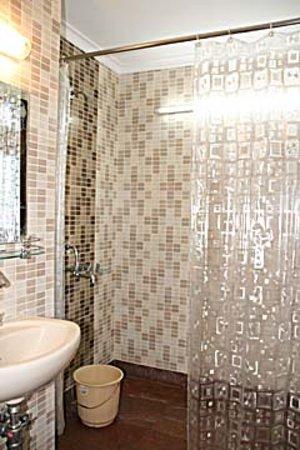 Woodpecker Bed & Breakfast: Bath Room