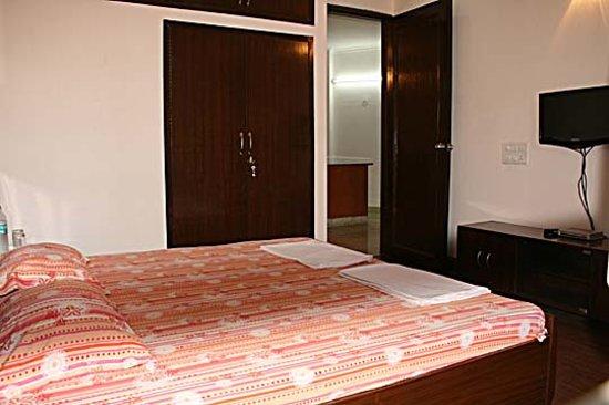 Woodpecker Bed & Breakfast: Room