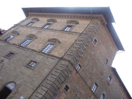 MAEC - Museo dell'Accademia Etrusca : accademia etrusca - palazzo casali sede
