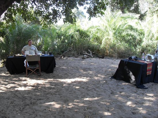 Sabi Sabi Little Bush Camp: Picnic