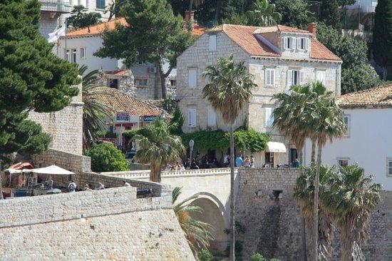 Dubrovnik Bed and Breakfast : Dubrovnik B&B - with dormer windows