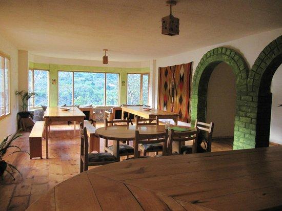 La Casa Verde- Eco Guest House: great view
