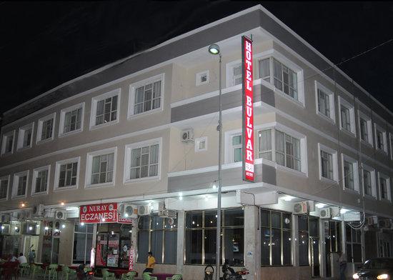 Nusaybin, Tyrkia: bulvarpalasoteli1