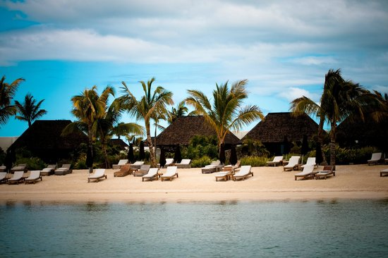Four Seasons Resort Mauritius at Anahita : Vistas de la playa del Hotel
