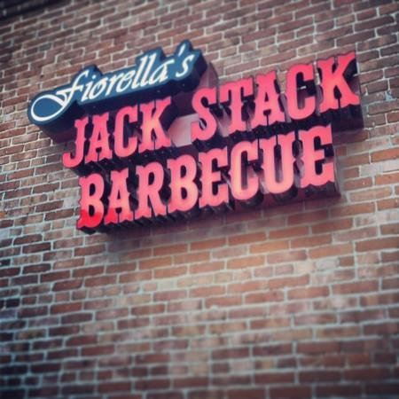 Jack Stack Barbecue - Freight House: Add a caption