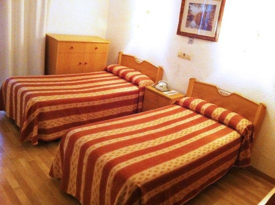 Hotel Albacete: Habitación doble