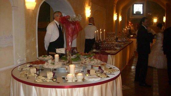 Villa Vecchia Hotel: ristorante il vignola (l'aperitivo)