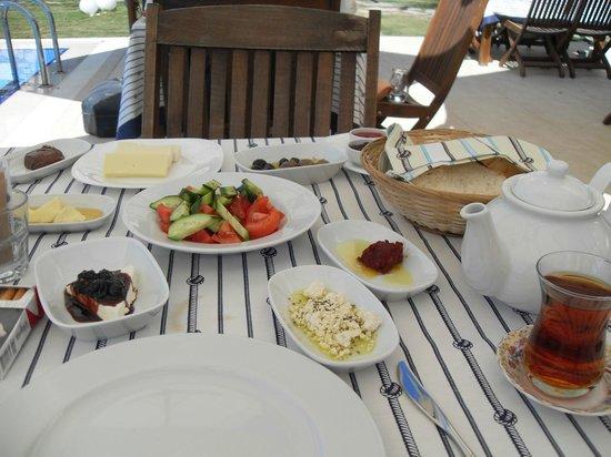 Imren Han Hotel & Mansions: 5 star breakfast