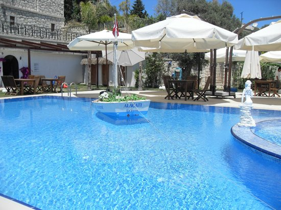 Imren Han Hotel & Mansions: perfect pool