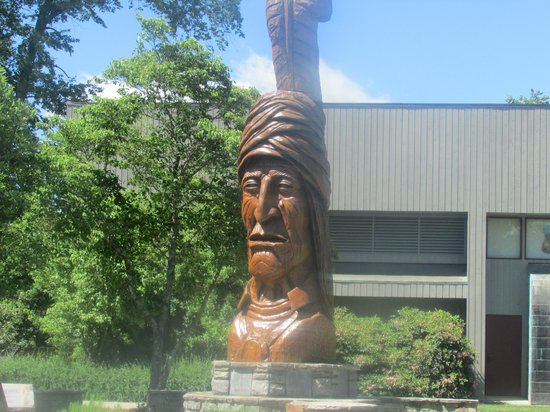 Cherokee Heritage Museum and Gallery
