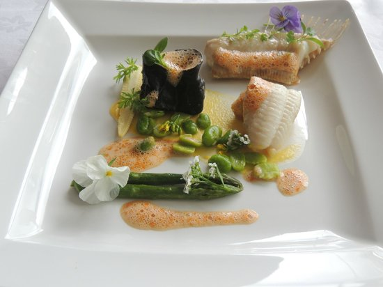 St Kyrans Country House: DOVER SOLE & CRAB