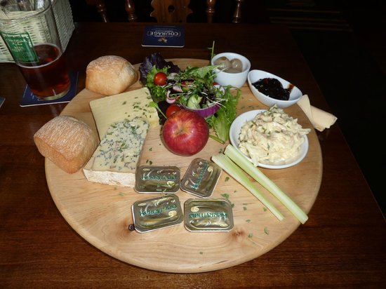 The Westbury Inn Pub: Monster Ploughmans