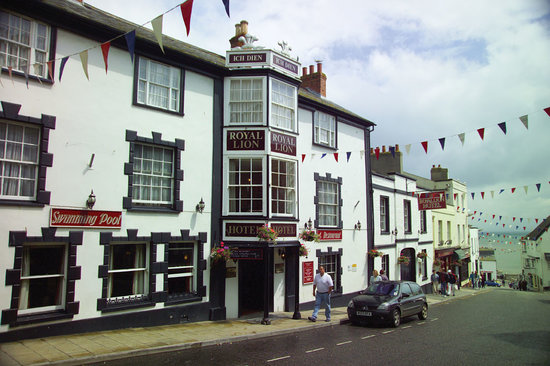 Hotels In Lyme Regis With Parking