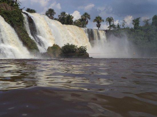 Cachoeira Salto das Nuvens: Cachoeira