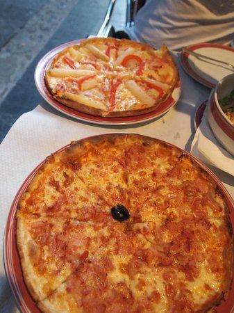 La Competencia: pizzas