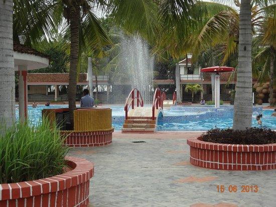 Lagoon Picture Of Pragati Resorts Hyderabad Tripadvisor