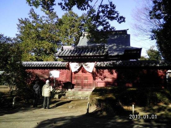Banna-ji Temple: 鑁阿寺 御霊屋