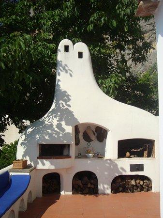 La Casa di Peppe Guest House & Villa: rincón de la terraza