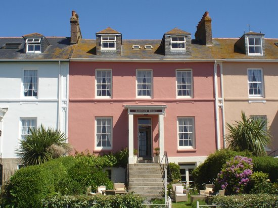 Lombard House Hotel : Lombard House