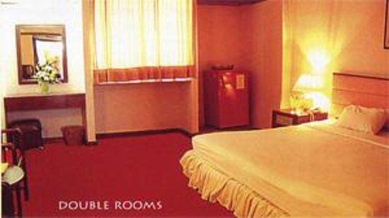 Daeng Plaza Hotel : double room