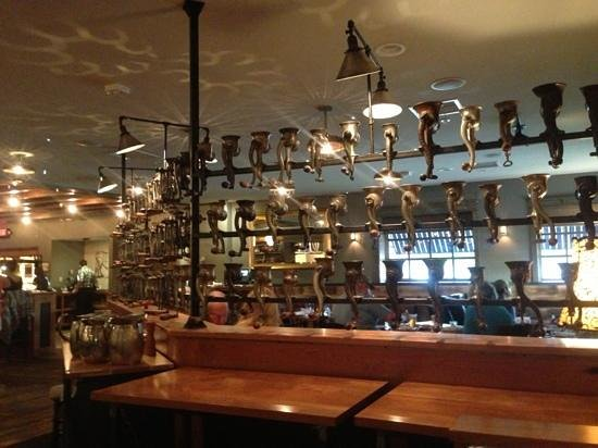 Guild Tavern: collection of meat grinders