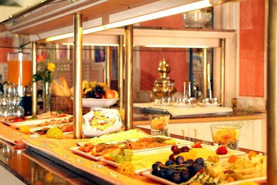 Günnewig Hotel Chemnitzer Hof: Frühstücksbuffet