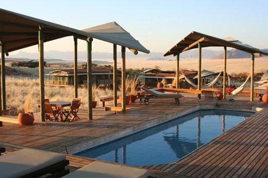 Wolwedans Dunes Lodge: la piscina