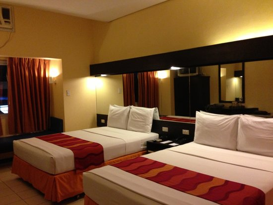 Microtel Inn by Wyndham Davao: Standard Room