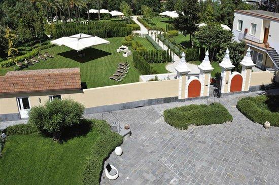 Relais Villa Buonanno: La villa