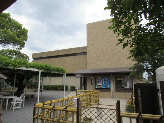 Yukichi Fukuzawa Memorial Museum: 福沢諭吉記念館