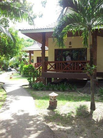 Phi Phi Villa Resort: Bungalow