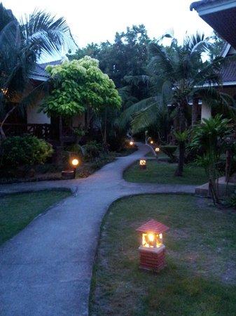 Phi Phi Villa Resort : Bungalows