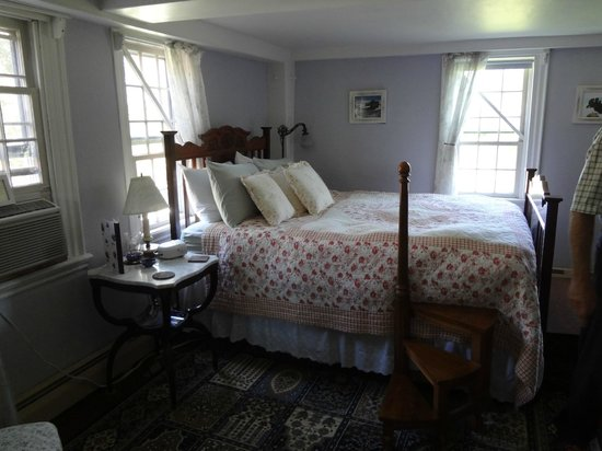 Bed and Breakfast at Taylor's Corner: sleeping on a cloud